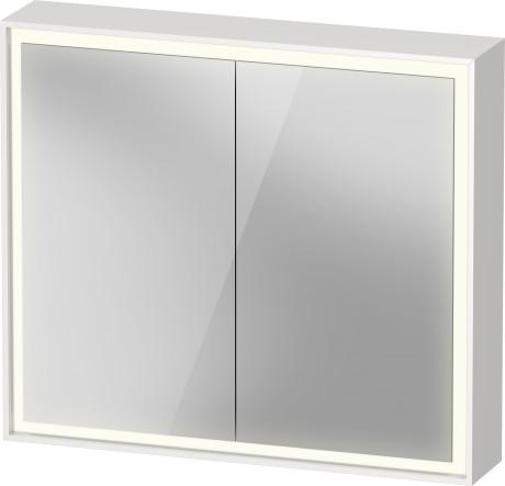 L Cube Spiegelschrank Lc7551 Duravit
