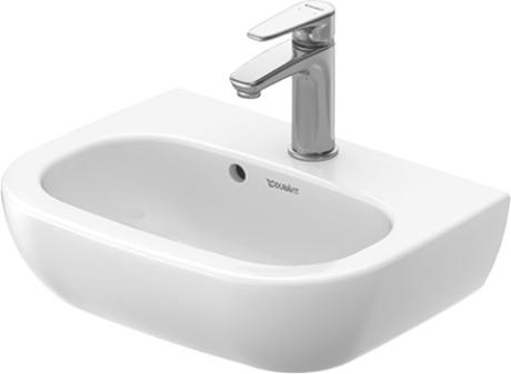 Sehr D-Code Handwaschbecken #070545 | Duravit DU56