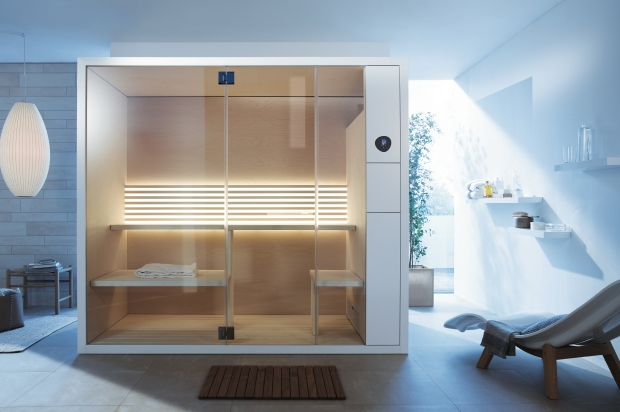 Inipi sauna duravit