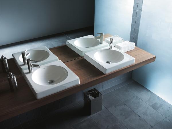 Duravit  Architec von Duravit WCs, Waschtische & Urinale  Badserie # Wasbak Duravit_105715