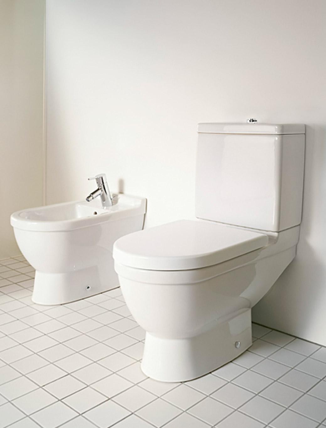 Duravit Starck 3 Waschtische WCs & Bidets