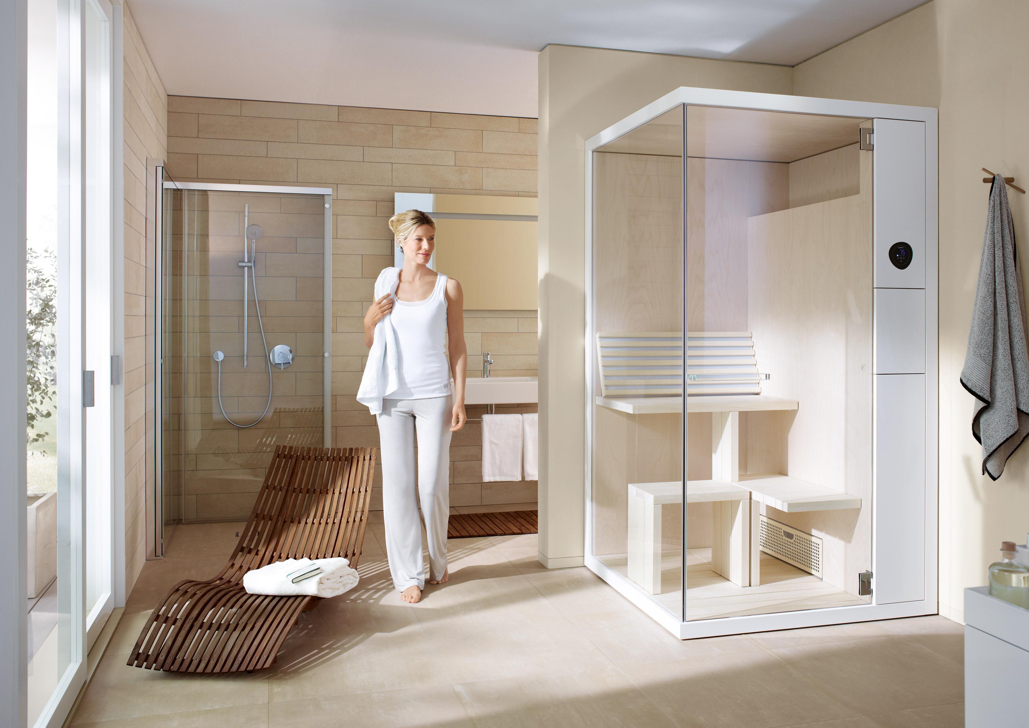 Wellness Badezimmer | Wellness für zu Hause | Duravit