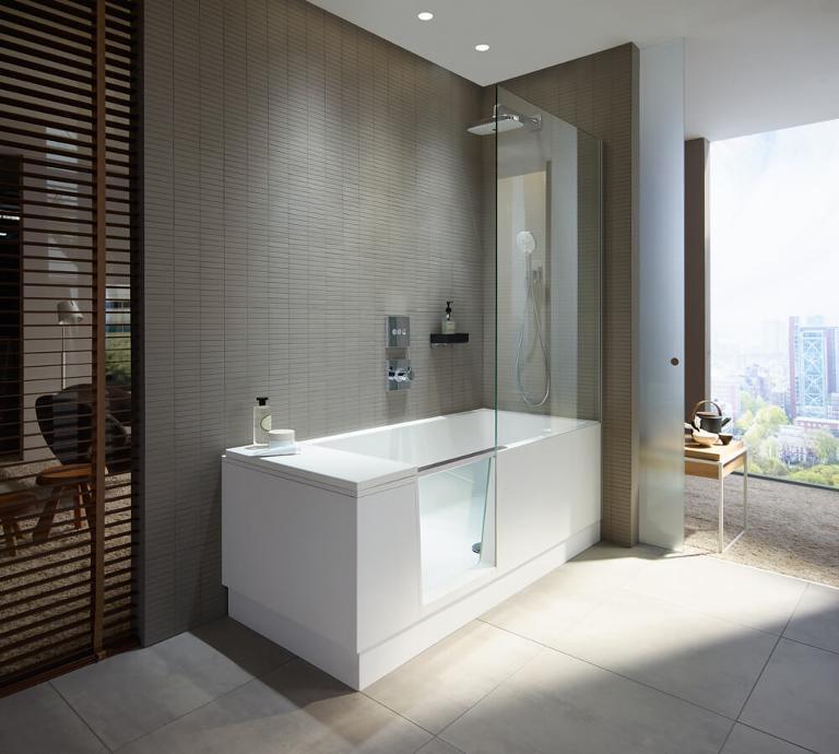 Shower & Bath: Duschbadewannen & Kombiwannen für kleine Bäder ...