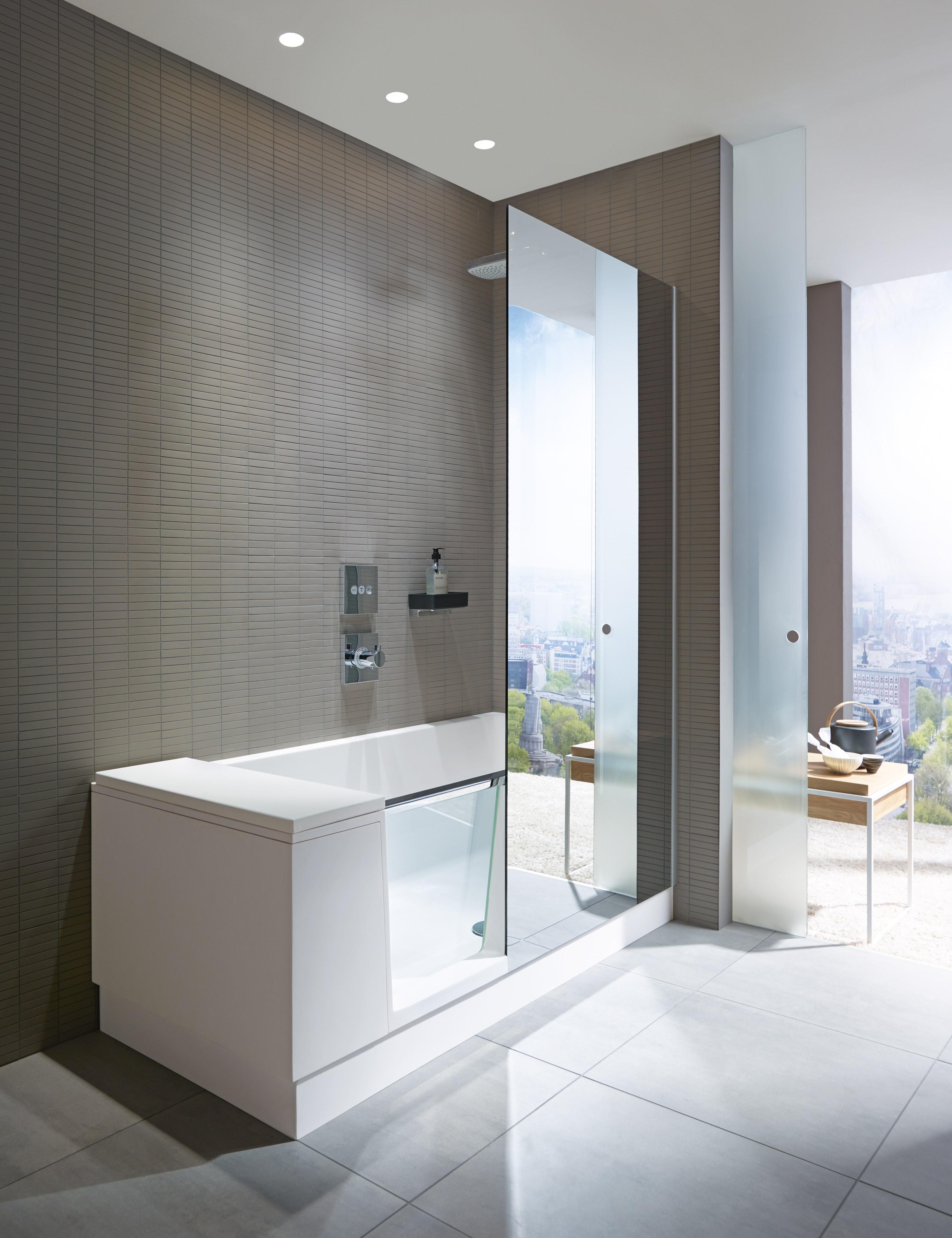 fabulous ab und kann wahlweise auch mit dem kombiniert werden so ist kein zustzlicher an der wanne notwendig with dusch badewanne