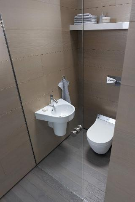 Kleine Bäder – Platz Ist In Der Kleinsten Hütte | Duravit