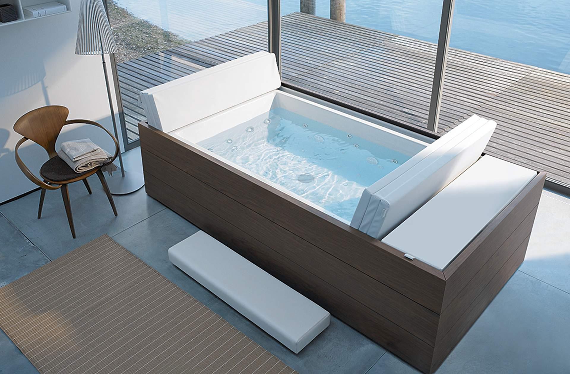 Badewannen freistehend oder eingebaut duravit - Pool wanne gebraucht ...